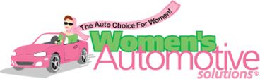 Women's Automotive Solutions: return to the homepage